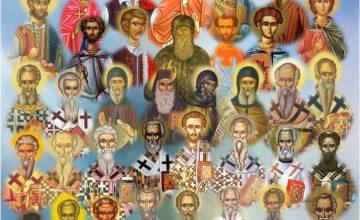 Festë e dyfishtë në Mitropolinë e Gjirokastrës