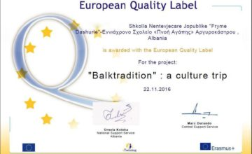 Çmim Europian në eTwinning