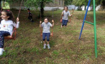 Κατασκήνωση με παιχνίδι και χαρά! (Α' – Β' τάξεις)